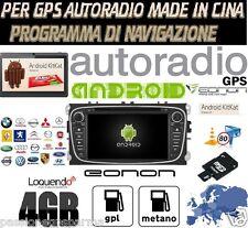 PROGRAMMA NAVIGAZIONE PER AUTORADIO ANDROID 4.4 KITKAT EUROPA 11/17 VELOX 11_17