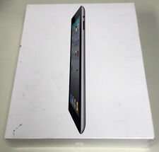 NEW Sealed Apple iPad 2 32GB 3G Unlocked GSM Black MC774LL/A A1396 iOS 4 Vintage