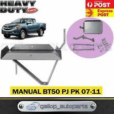 Dual Battery Tray Kit for Ford PJ PK Ranger 2007-2011 Mazda BT50 BT-50 Manual