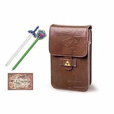 The Legend of Zelda Adventurer's Pouch Kit (Nintendo 3DS Pouch / Holder) FREE SH