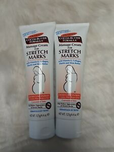 2-pack Palmer's COCOA BUTTER Massage Cream for Stretch Marks ADVANCED Formula