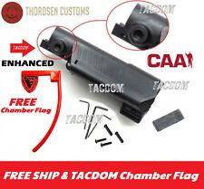Thordsen Customs Black Enhanced Pistol Cheek Rest Kit w CAA Saddle Carbine 5023B