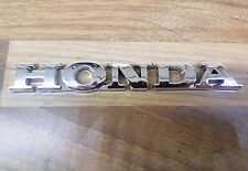 Chrome HONDA Decalcomania, autoadesivo, Badge/Logo, Adesivo, Auto o Moto