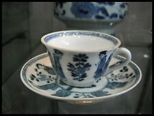 SERVICE THE SAKE JAPON XVIII PORCELAINE FINE 6 TASSES / JAPANESE TEA SAKE CUP