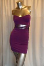 Mini Dresses Size Petite for Women with Strapless/Bandeau
