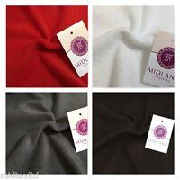 Anti-Pil Polar Fleece Fabric Plain 150cm Wide M8