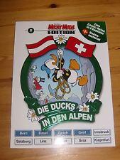 Micky Maus Edition Band 2!Die Ducks in den Alpen !TOP!!Ungelesen!