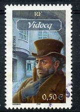 France stamp cancelled nº 3588 vidock/noncontractual photo