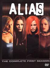 Alias: Season 1 DVD Barnet Kellman(DIR)