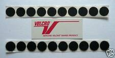 10x22mm SELF ADHESIVE VELCRO COINS DISCS PADS FREE P&P