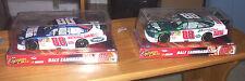 NASCAR #88 8 DALE EARNHARDT jr 1:24 LOT DIE CAST RACE CAR AMP & NATIONAL GUARD