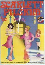 Scarlett Pilgrim Last Gasp Trina Robbins 1977 FINE