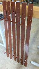 Heavy duty bracket for mantle shelf floating oak beam Hidden Bracket