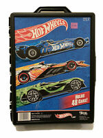 Hot Wheels 48 Storage Carrying Case Tara #20020 Toy Corp