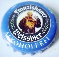 1 Kronkorken Bier Franziskaner alkoholfrei