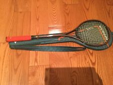 Vtg Dunlop Max 700i Squash Racquet - Made in England - Graphite Injection Molded