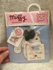 Muffy Vanderbear ~ Muffy Collection ~ Sweets For The Sweet ~ Lulu MacFluff (NEW)