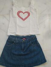 10d7aefdfba Conjuntos de ropa de niña de 2 a 16 años de 6 a 7 años