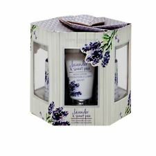 Body Collection Lavender & Sweet Pea Bath And Body Set Pamper Gift Shower Kit