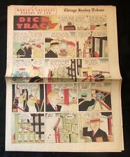 1941 Chicago Sunday Tribune Complete Comics Dick Tracy-Terry And The Pirates