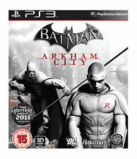 BATMAN ARKHAM CITY Robin Edition Sony PlayStation 3 Video Game - FREE UK P&P!