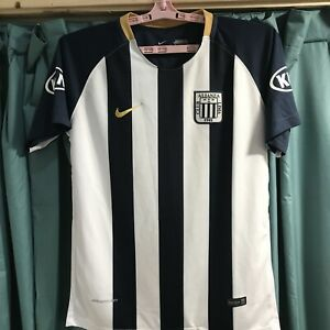 Nike 2018 Team Alianza Lima Home #9  Soccer Jersey Size Large Adult