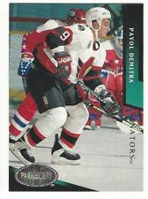 PAVEL DEMITRA 93-94 ROOKIE Pick 1 Parkhurst Pinnacle Score NM-MT Ottawa Senators
