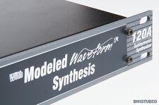 Dbx 120A Sintetizador Subarmónico, montaje en rack 1U, generador de graves bajas, Caja Bamboleo