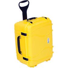 Seahorse SE1220 Wheeled Watertight Hard Case - Empty (Yellow)