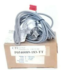Nib Setra 2091600pg2m2710 Pressure Transducer 0 600 Psig