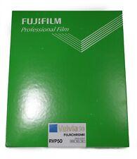 Fujifilm Velvia 50 RVP50  8x10 film 20 sheets