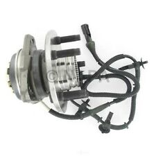 Wheel Bearing and Hub Assembly-4WD, 4-Wheel ABS Front NAPA/BEARINGS-BRG BR930342