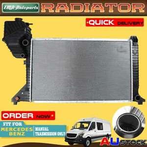 Radiator for Mercedes Benz Sprinter 901 902 903 904 905 Manual Trans. 2.1L 2.7L