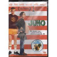 Juno DVD J Bateman M Cera J Garner A Janney E Page J.K. Simmons Sigillato