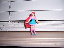 "McDonald's Winx Club BLOOM Toy Doll Figure 3.25"""