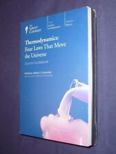 Teaching Co Great Courses  DVDs        THERMODYNAMICS  Four Laws    new & sealed