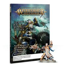Getting Started with Age of Sigmar (German) Games Workshop Stormcast Free