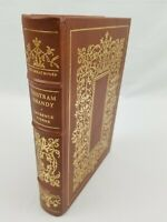 Franklin Library~25th Anniversary Great Books~Tristram Shandy~Laurence Sterne