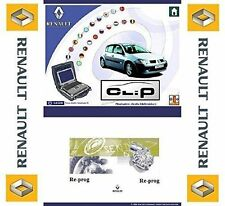 Dernière can clip 178 reprog 164 RENAULT DIAGNOSTIC programmeur OBD2 Code Pin Extractor