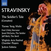 CLASSICAL V.A.-STRAVINSKY: THE SOLDIER'S TALE-JAPAN CD C15
