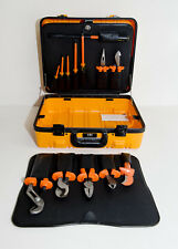 Klein 33525 13-Piece 1000-Volt Utility Insulated Tool Kit with Case