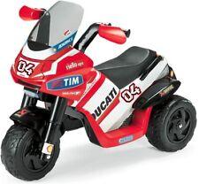 Elektrofahrzeug Kinder elektronische Motorrad Dreirad 2,7km/h Outdoor Spielzeug