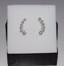 Unbranded Pearl Costume Earrings