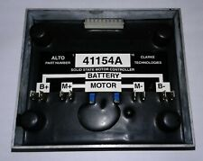 Clarke Industries MOTOR CONTROLLER P/N 41154A.  Control actuator mtr.encore