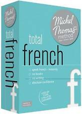 Total French (Learn French with the Michel Thomas Method) by Michel Thomas (CD-Audio, 2011)