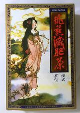 4x Fei Yan Feiyan Té Verde 80 papeles Salud Dieta Pérdida De Peso Xingwei Shenyang