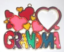 GRANDMA SUNCATCHER (A GREAT VALENTINES DAY/BIRTHDAY GIFT FOR A NANA/GRANDMOTHER)