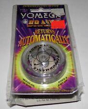 Vintage Clear Yomega Brain High Performance Yo-Yo - Brand New RARE