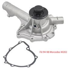 Water Pump + Gasket for Mercedes-Benz C220 C230 W202 W210 W124 C124 2.3L l4