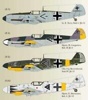 Eduard 1//48 Messerschmitt Bf 109G-6 Seatbelts STEEL Zoom Set # FE892